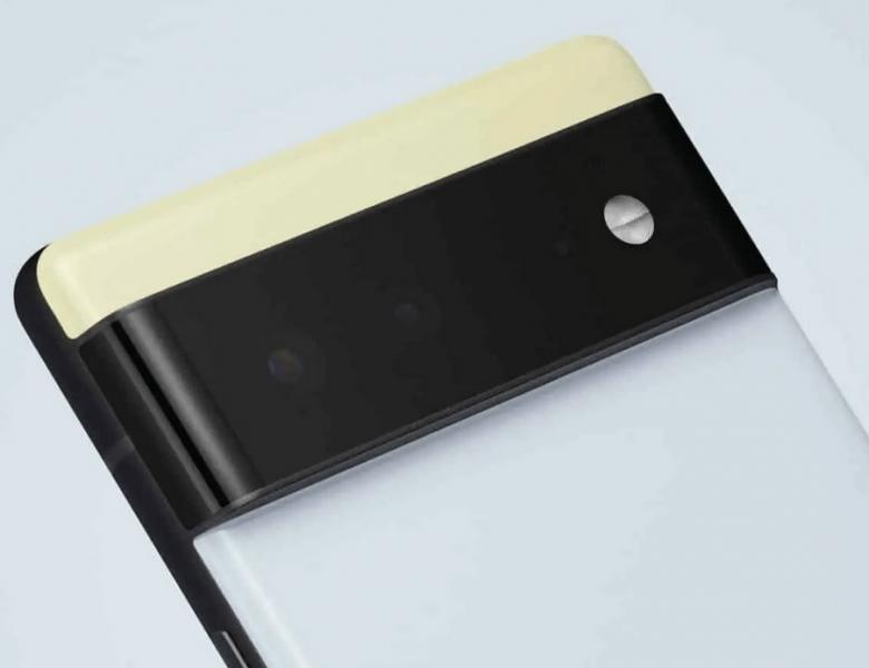 Suggestions de caméra Google pour le Pixel 6 Capteur Samsung 50MP